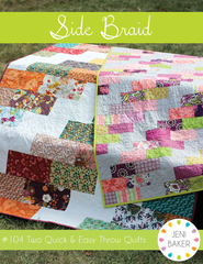 Sidebraid - PDF Quilt Pattern from Dreamin' Vintage by Jeni Baker for Art Gallery