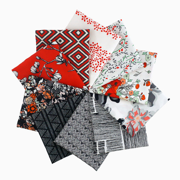 Silkroad Fusion - Fat Quarter Bundle
