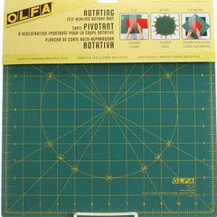 Spinning Square Cutting Mat 12in from Cutting Tools for Olfa