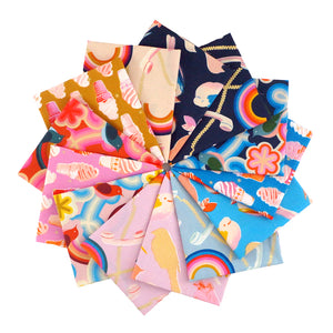 Social - Fat Quarter Bundle
