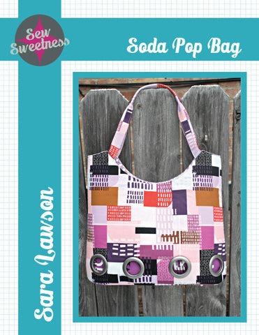 Soda Pop Bag - Accessory Pattern