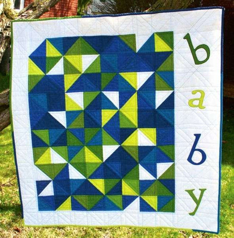Spell It Out - PDF Quilt Pattern