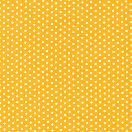Spot On Tiny Dot in Yellow