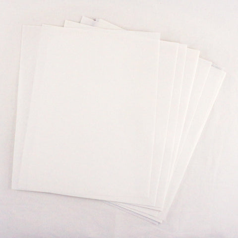 "Tear Away Stabilizer Sheets - 10""x12"" - 25 Pack"