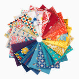 Sun Kissed - Fat Quarter Bundle