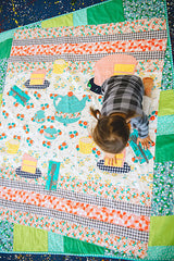 Maribel's Tea Party Quilt Pattern from Maribel by Annabel Wrigley for Windham