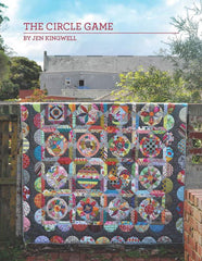 The Circle Game - Pattern Book by Jen Kingwell Designs