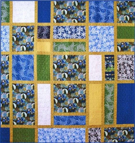 Urban Trail - PDF Quilt Pattern