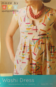 Washi Dress Pattern