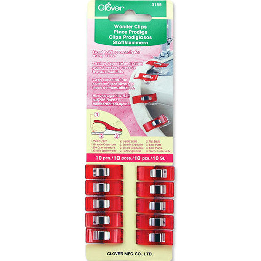 Wonder Clips - 10 Pack
