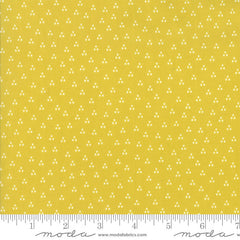 Moda Desert Bloom Spring in Maize from Moda Desert Bloom by Sherri & Chelsi for Moda