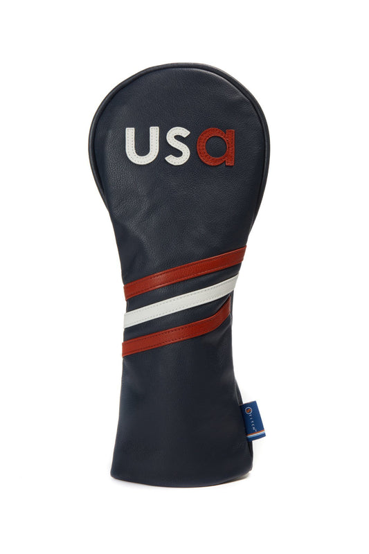 USA Leather Head Cover