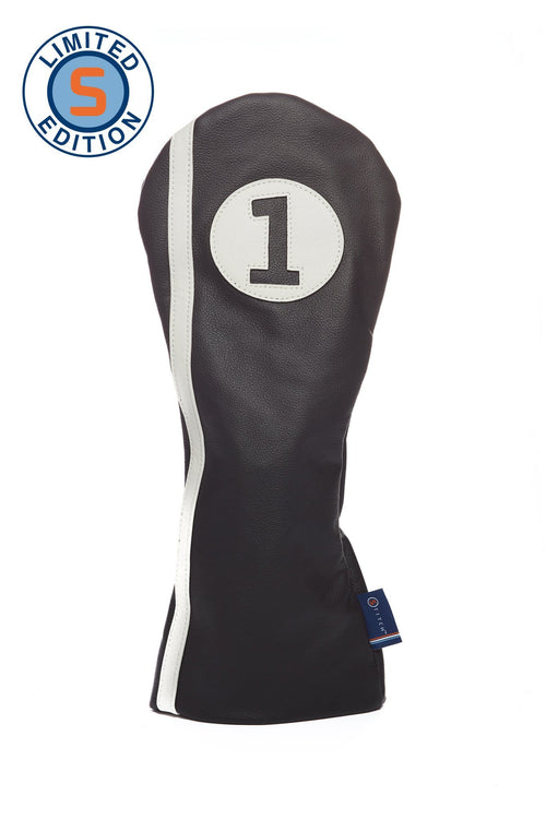 Tour Racer Leather Head Cover