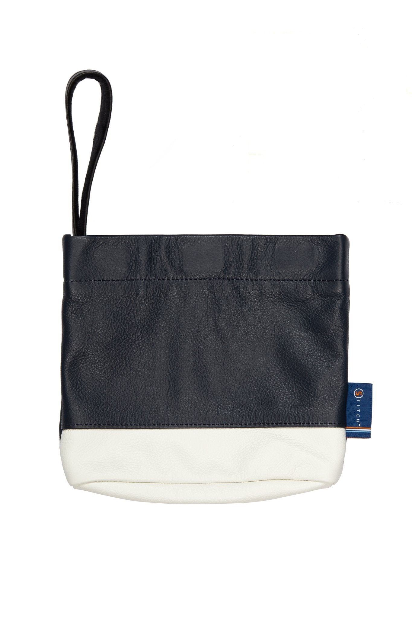 Roadster Leather Valuables Pouch