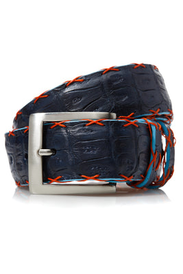 Stitch Crocodile Belt