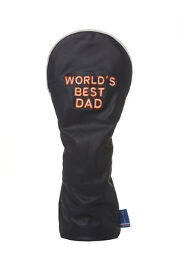 World's Best Dad Headcover