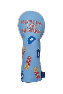 Limited Edition Hunting For Birdies Headcover