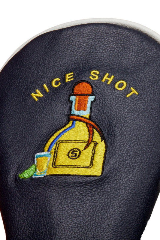 Limited Edition Nice Shot Headcover