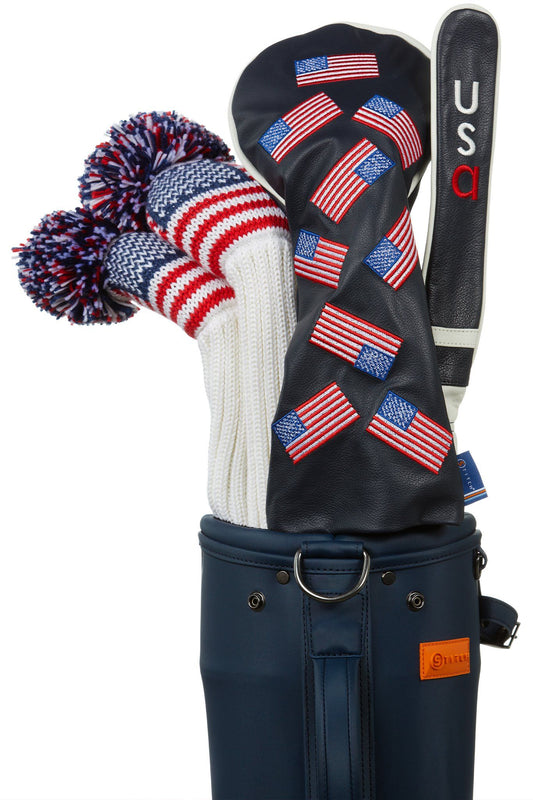 Limited Edition USA Headcover
