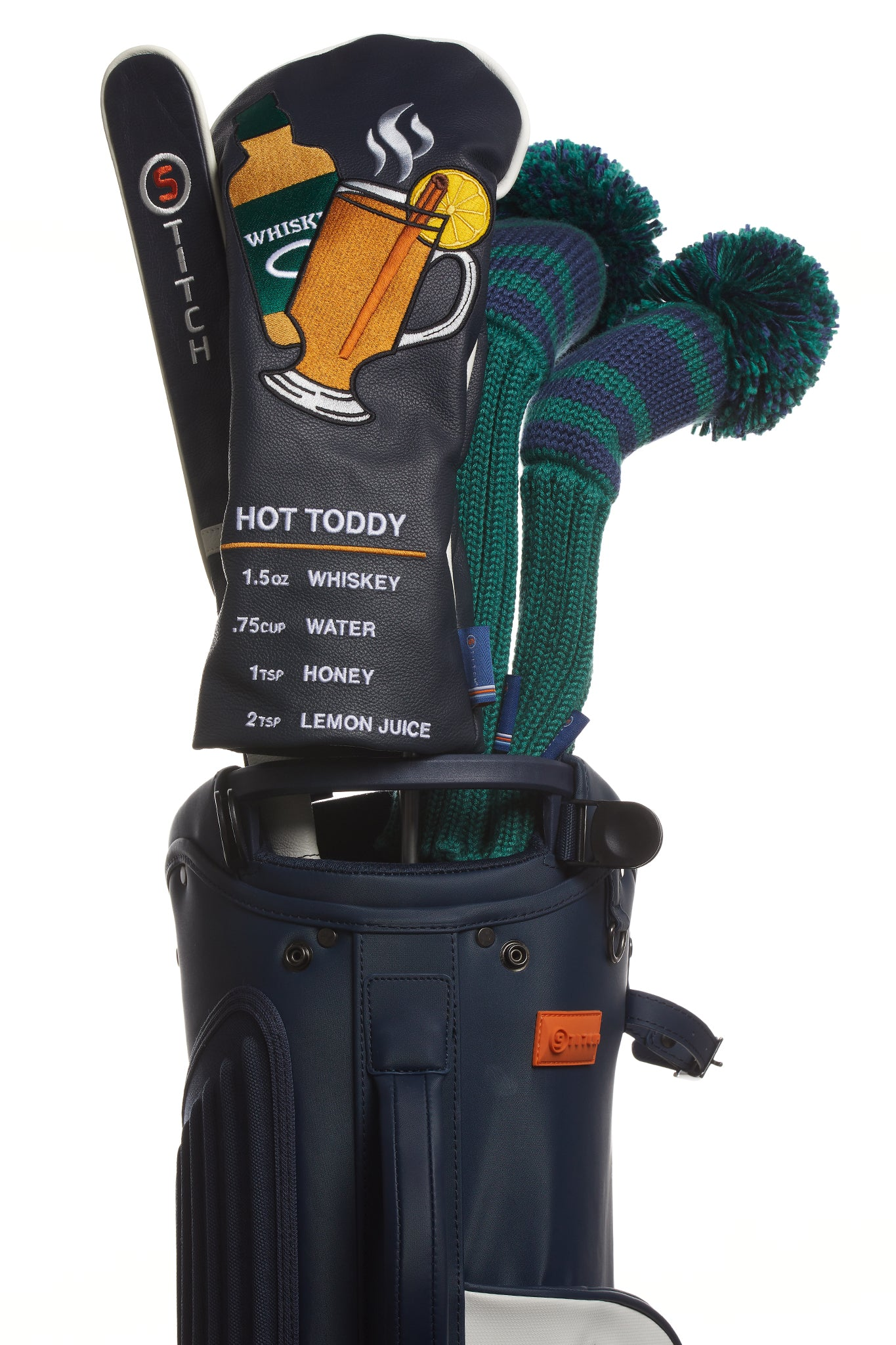 Limited Edition Hot Toddy Headcover