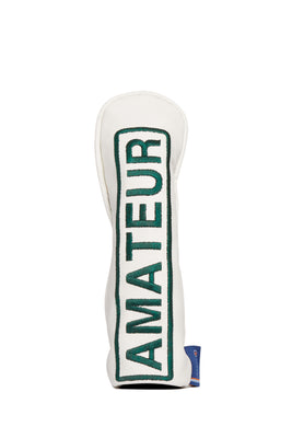 Limited Edition Amateurs Welcome Headcover - Hybrid