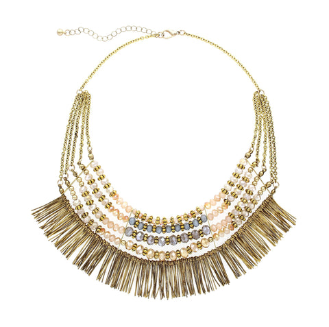 Olivia Welles - Feminine Edge Necklace