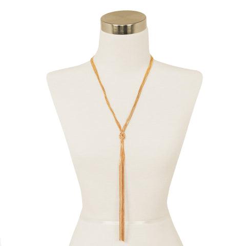 Olivia Welles - All Tied Up Necklace