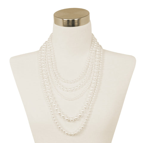 Olivia Welles - Plenty of Pearls Necklace
