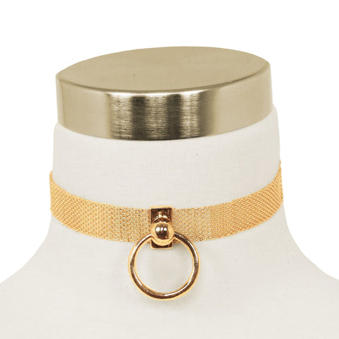 Olivia Welles - Cleo Choker Necklace