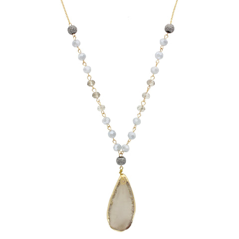 Olivia Welles - Savvy Stones Necklace