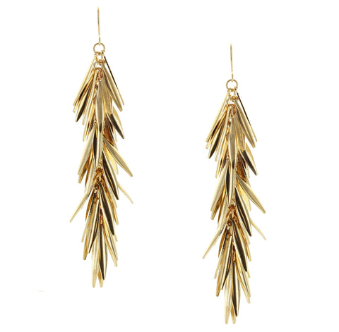 Olivia Welles - Cluster of Shine Earrings