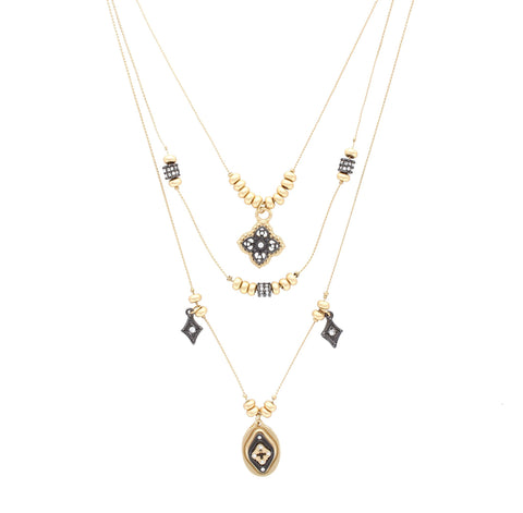 Olivia Welles - Shania Layer Necklace