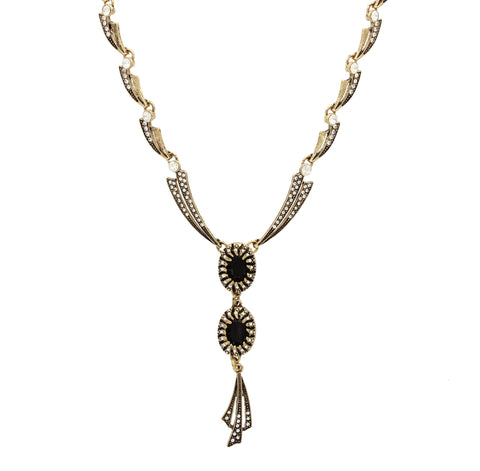 Olivia Welles - Adalyn Detail Necklace