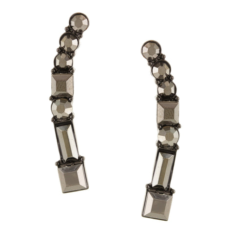Olivia Welles - Stepping Stone Earrings