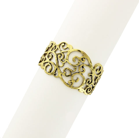 Olivia Welles - Fresh Filigree Bracelet