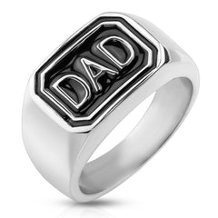 Best Dad - Stainless Steel Ring
