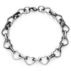 I Heart You - Finely Crafted Stainless Steel Gorgeous Looking Bracelet