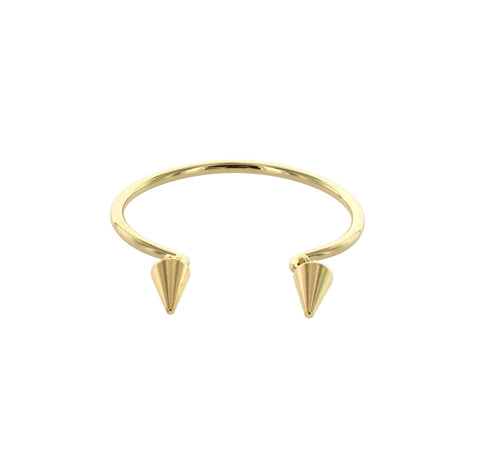 Olivia Welles - Trish Spike Bracelet