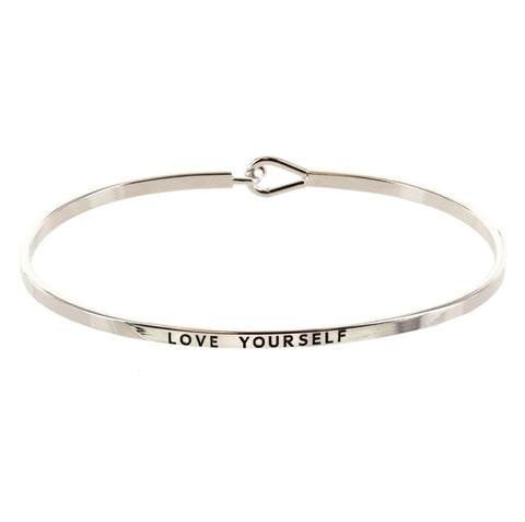 Olivia Welles - Love Yourself Bracelet