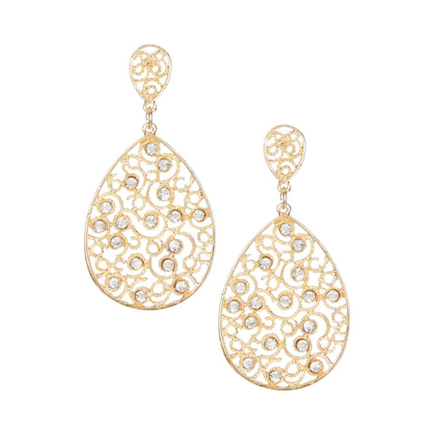 Olivia Welles - Luxurious Lorene Earrings