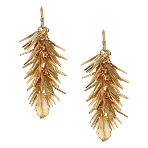 Olivia Welles - Skyla Cluster Earrings