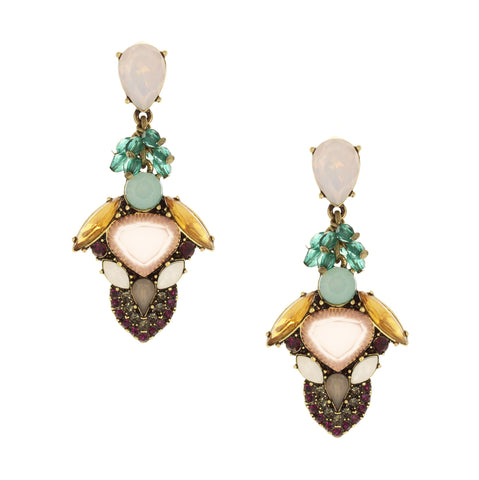 Olivia Welles - Teisha Mix Earrings