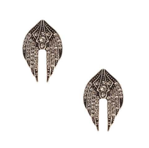 Olivia Welles - Sierra Crystal Earrings