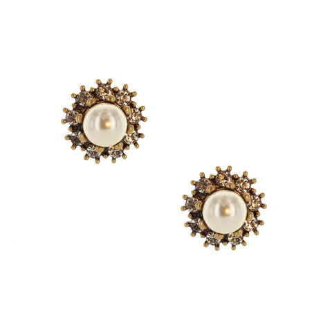 Olivia Welles - Rosetta Detail Earrings