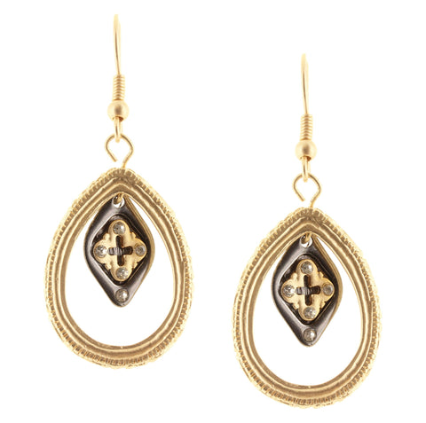 Olivia Welles - Leanna Teardrop Earrings