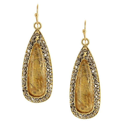 Olivia Welles - Delilah Stone Earrings