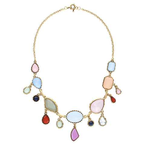 Olivia Welles - Space Stones Necklace