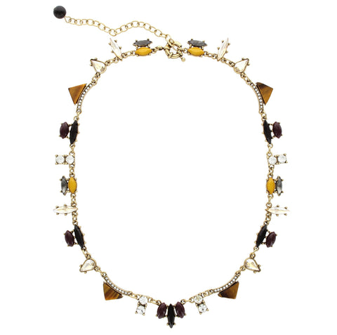 Olivia Welles - Ivy Detail Necklace