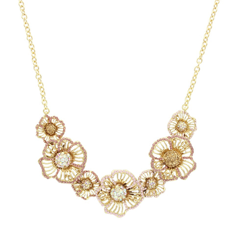 Olivia Welles - Morning Dew Necklace