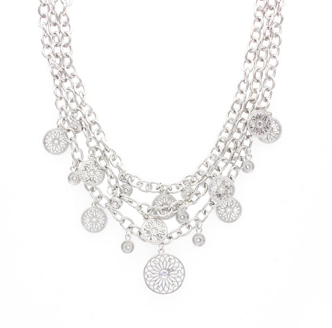 Olivia Welles - Charmed Life Necklace
